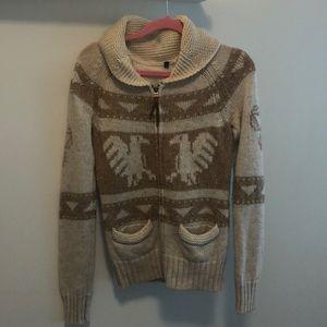 Aritzia sea to sky wool sweater